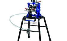 台湾狼王A15气动双隔膜泵 3分油泵涂料 油漆 喷枪供漆输送泵
