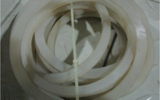 GMS-5DC-Ⅱ柜式酱油灭菌器-压盖垫 ∮160×内∮136×8 附图(硅胶)