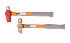 桥防牌安全工具,防爆塑柄奶头锤,装柄羊角锤