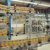 富尔菱柔性输送系统食品行业输送线