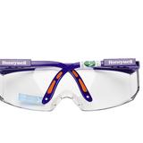 霍尼韦尔 Honeywell  护目镜S200A黑色镜架 灰色/透明镜片 防刮擦 防雾眼镜