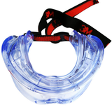 3M 1623AF 亚洲款 舒适型 防化学护目镜/眼罩 透明镜片