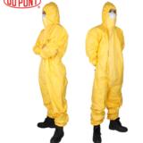 杜邦 防化服Tychem C级 耐腐蚀酸碱 防油防水 实验隔离连体防护服 杜邦C级防护服