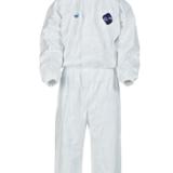 杜邦防护服特卫强1422A连体带帽透气喷漆防化粉尘静电无尘工作服