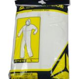 代尔塔406215防护服防尘服透气一次性防化服静电防轻度化学液体飞溅喷漆防粉尘颗粒保洁维修
