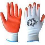霍尼韦尔 JN230 靖丁腈涂层工作手套13针白涤纶掌浸丁腈光面手套