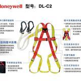 霍尼韦尔(Honeywell)DL-C2单挂点双挂钩集成式全身安全带安全绳高空作业 DL-C2中号