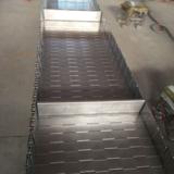 厂家生产不锈钢碳钢输送链板式网带冲孔链板及配套链轮