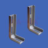 不锈钢支架长,金属调整支架,钣件支架,流水线配件,护栏支架