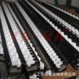上海厂家专业生产优质塑料输送单排滚珠护栏 GZ-HL-1滚珠护栏