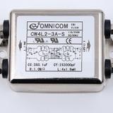 EMI电源滤波器 CW4L2-20A/10A/6A/3-S双级净化单相220v