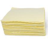 危险品万用型片状吸液棉(黄色)