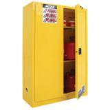 30加仑黄色安全柜
