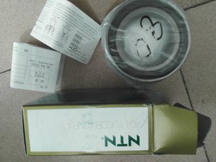 7011UCDB/GNP4  NTN高精密高速组合轴承