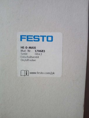 FESTO 开关阀 HE-D-MAXI