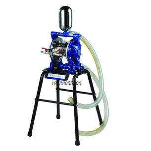 台湾狼王A26气动双隔膜泵、6分油泵、油墨涂料 油漆 喷枪供漆泵浦