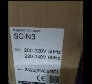 接触器  SC-N3 200-220V  2a2b