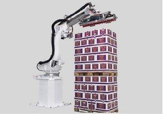 富尔菱码垛机器人