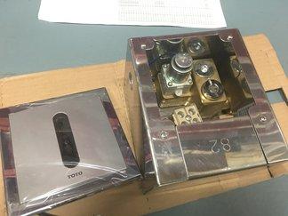 智能埋入型感应器 外供电交流 TOTO  DUE101UA