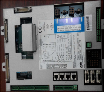 ABB 机器人控制板,V.2009 机器人IRC5P控制柜
