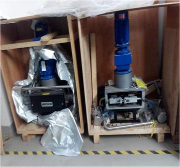 不锈钢电动泵 涂装输调漆模组涂料循环泵关键设备