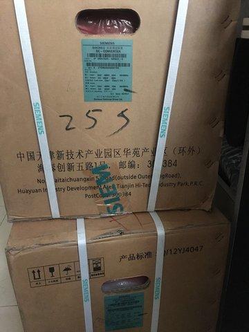 全新原装西门子6RA7025-6DS22-0直流调速器原装现货