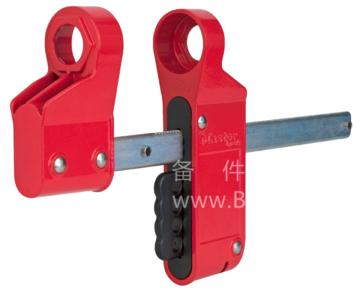 管道上锁方案 法兰盲板锁具 S3922 S3923 S3924