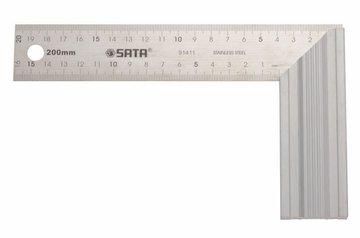 铝柄钢角尺