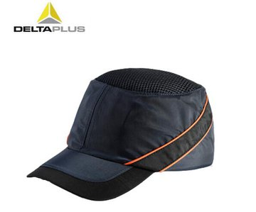 代尔塔防撞帽 夏季透气减震 防撞 轻型舒适 藏青色棒球帽型102110