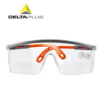 代尔塔101117护目镜骑车防风镜防沙防尘眼镜防飞溅可与近视镜安全帽佩戴