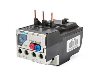 正泰(CHNT)NR2-25G/Z 2.5-4A 热继电器