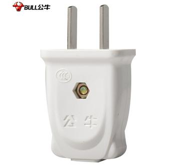 公牛(BULL) 插头二三脚插头3脚空调插 10A/16A  插头/空调插