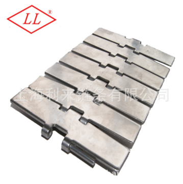 不锈钢输送链SS881TAB-K1000 不锈钢304侧弯链 输送板链