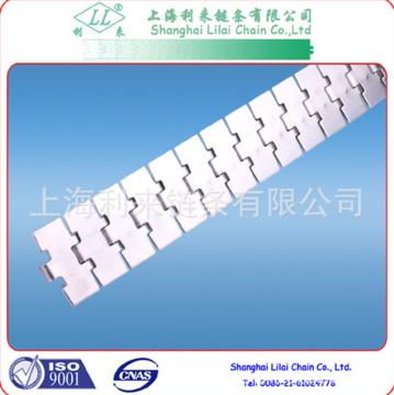 不锈钢平顶输送链 SS812-K300