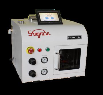 厂家直销 吸嘴清洗机 SMT吸嘴清洗机 全自动吸嘴清洗设备 HENC-24