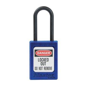 全绝缘工程塑料安全锁-细钩 S32BLU