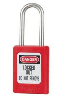 工程塑料安全锁 S31RED