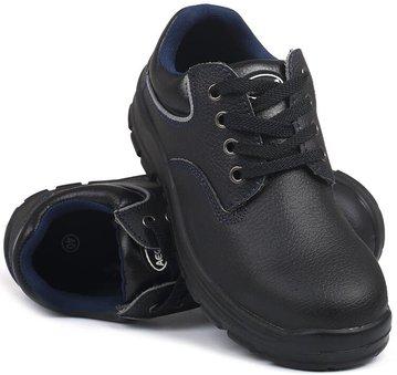 荧光条款安全鞋(防砸、防刺穿、防静电)