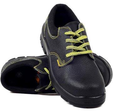 时尚款非金属低帮安全鞋(PC头、绝缘)