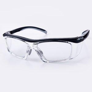 Steda 透明镜框防护眼镜(近视<600度,散光<200度或远视(老花)<200度)